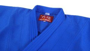 Judogi vu de pres