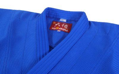 Le judogi, l'uniforme des judokas