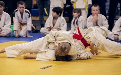 Les bienfaits physiques du judo