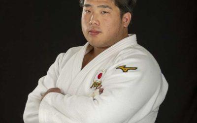 Après sa victoire contre Teddy Riner, Kokoro Kageura a eu la médaille d'argent au Grand Chelem de Paris