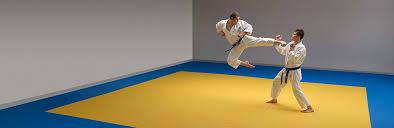 Les caractéristiques du tatami de judo